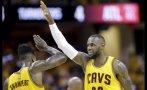 NBA: Cleveland de LeBron barrió a Atlanta y clasificó a final