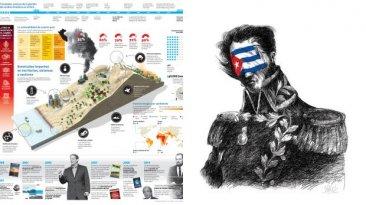 Dos trabajos de El Comercio entre finalistas de los Premios SIP