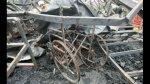 China: Mueren 38 personas en incendio en asilo para ancianos - Noticias de muerto en centro comercial