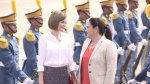 Reina Letizia visita en Honduras obras ejecutadas por España - Noticias de consultorio jurídico