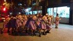 Hicieron 'topless' frente al Congreso para despenalizar abortos - Noticias de aborto
