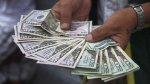Dólar cerró en S/.3,153 y alcanzó avance de 5,81% en el año - Noticias de economía