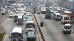 Corredor Carretera Central: preoperación sin fecha de inicio - Noticias de economía