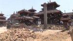 Nepal quiere recuperar su patrimonio antes del monzón [VIDEO] - Noticias de momentos históricos