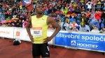 Usain Bolt ganó en 200 metros pero quedó lejos de su marca - Noticias de victoria