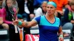Roland Garros: así les fue a las damas en la jornada de hoy - Noticias de devolucion