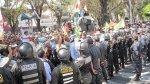 Arequipa será custodiada por 1.500 policías durante paro - Noticias de provincia de caylloma