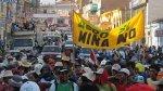 Tía María: ocho regiones acatan para de 48 horas desde hoy - Noticias de arequipa