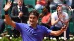 Roger Federer venció a Granollers y sigue en Roland Garros - Noticias de victoria