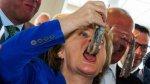 Angela Merkel es la mujer más poderosa del mundo, según Forbes - Noticias de christine taylor
