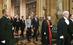 La reina Isabel II presentó plan de gobierno de David Cameron