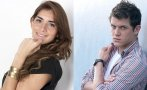 Gino Pesaressi y Korina Rivadeneyra tuvieron reencuentro en EEG