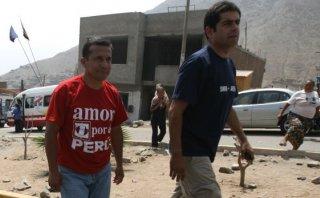 Ollanta Humala: los cambios en su opinión sobre Belaunde Lossio