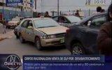 Escasez de GLP genera largas colas en grifos de Lima y Callao
