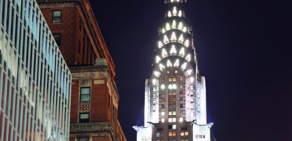 Los 10 edificios más famosos de Nueva York