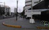 Banco de la Nación retiró reja que invadía la vía pública