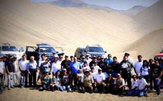 Pura adrenalina: vive una aventura por las dunas de Aucallama