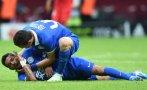 Europa League: jugador del Dnipro se desmayó en la final