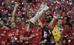 Sevilla campeón de la Europa League por cuarta vez