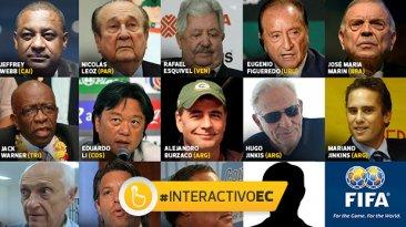 UNOxUNO: ¿Quiénes son los imputados en el escándalo de la FIFA?