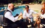 Cristian Rivero explicó por qué viajó a Turquía con Magaly