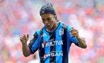 Ronaldinho buscará alzar su primer título con Querétaro