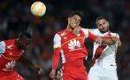 Internacional vs. Santa Fe: brasileños ganan 1-0 desde minuto 2