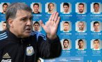 Argentina: los convocados de Martino para la Copa América 2015