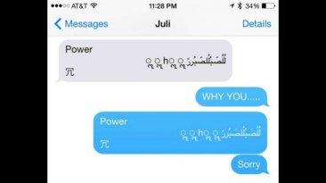 Apple detectó un mensaje capaz de hacer fallar los iPhones