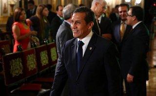 """Humala afirma que el país no se detendrá por """"ruido político"""""""