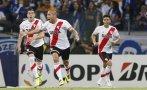 River ganó 3-0 a Cruzeiro y pasó a semifinales de la Libertadores