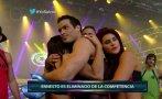 """""""Combate"""": Ernesto Jiménez fue eliminado de la competencia"""