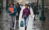 Lima amaneció con llovizna y se pronostica más hasta el sábado