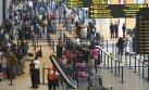 Tráfico aéreo de pasajeros internacionales crecerá 10% este año