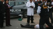 SMP: asalto a cúster deja una pasajera y un delincuente muertos