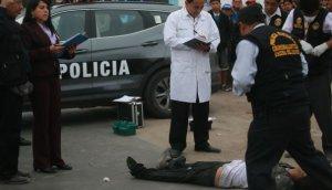 Pasajera y ladrón murieron en asalto a cúster en SMP