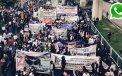 WhatsApp: caos por marcha por la paz en San Juan de Lurigancho