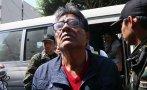 Alistan nuevo pedido de detención contra Robinson Gonzales