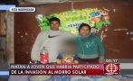 Chorrillos: matan a sujeto implicado en invasión de Morro Solar