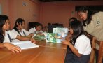 Mujeres matsiguenkas cuentan con nuevo albergue para estudiar