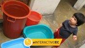 Agua potable: ¿A cuántos peruanos les falta?
