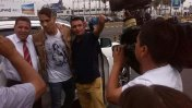 "Paolo Guerrero llegó a Lima: ""Vengo a sumar, estoy ilusionado"""