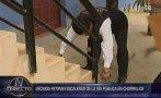 Chorrillos: vecinos retiraron escaleras instaladas en veredas