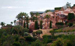 Palacio de Burbujas, un hospedaje de lujo ubicado en Francia