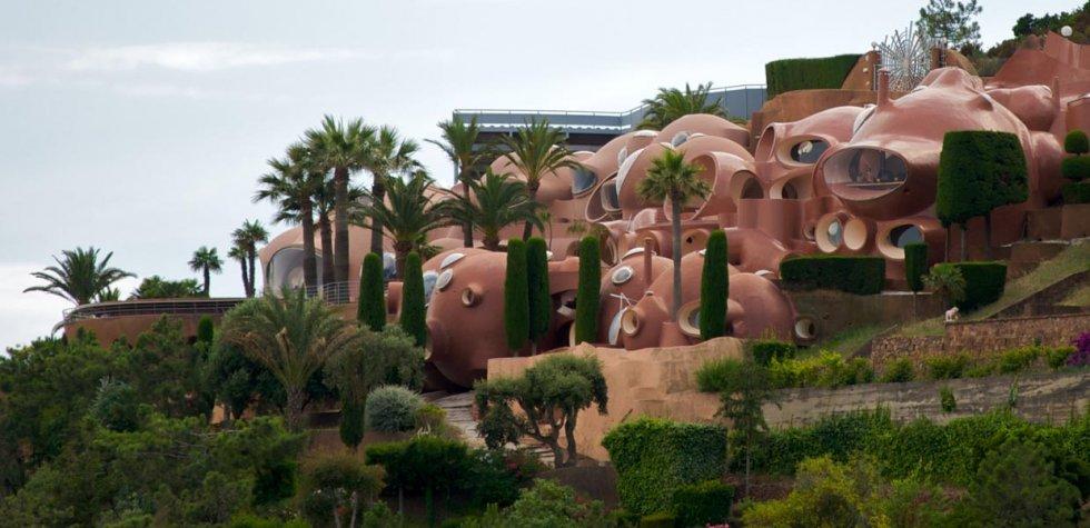 Un hospedaje de lujo ubicado en Francia