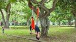 Ejercítate y tonifica tus músculos con el yoga aéreo - Noticias de rafael huaman