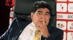 """Maradona: """"Cuando hablé de corrupción en FIFA me dijeron loco"""" - Noticias de diego armando maradona"""
