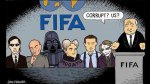 Memes por la corrupción en la FIFA no tardaron en llegar - Noticias de twitter