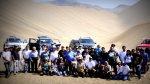 Pura adrenalina: vive una aventura por las dunas de Aucallama - Noticias de la gran familia