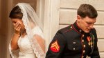 Soldado orando con su novia antes de su boda conmueve al mundo - Noticias de foto papeletas